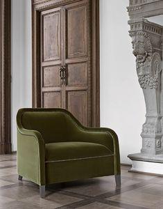 Arpège Eleve fauteuil, Fauteuil en équilibre entre design et classicisme