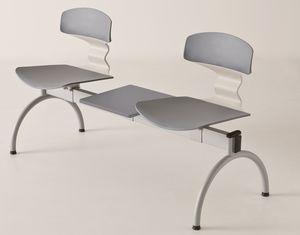 Tolo GM, Faisceau d'assise pour les salles d'attente et le bureau