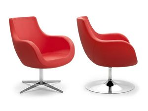 Victoria moyen, Chaise avec siège profond, style moderne