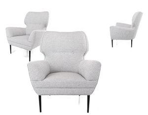 Demi, Joli fauteuil au design et aux formes