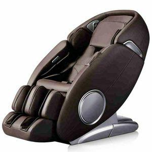 Fauteuil de Massage Professionnel IRest Sl-A389 GALAXY EGG - PM389EGGM, Fauteuil de massage en cuir avec repose-pieds