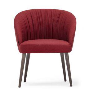 Rose 03060 - 03061 - 03069, Chaise longue avec assise large