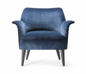 WINGS LOUNGE CHAIR 076 P, Fauteuil d'excellente qualité