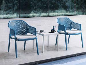 Minush, Chaise extérieure empilable en technopolymère