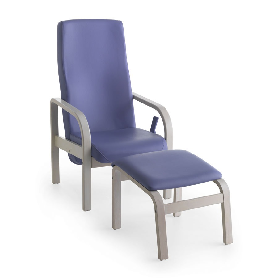 Marta 07 GAS Chaise Inclinable Pour Cabinet Medical