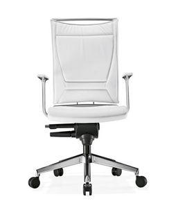 Korium, Chaise de bureau ergonomique, la structure dossier en polypropylène