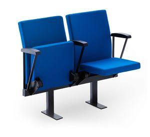 Aura ZN, Fauteuil avec assise pliante