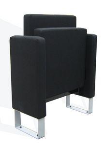 Movia 2014, Chaise avec auditorium de siège rabattable
