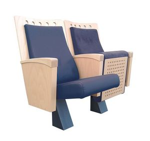 Simplex Export, Chaise avec rabattable, pour le théâtre et le cinéma