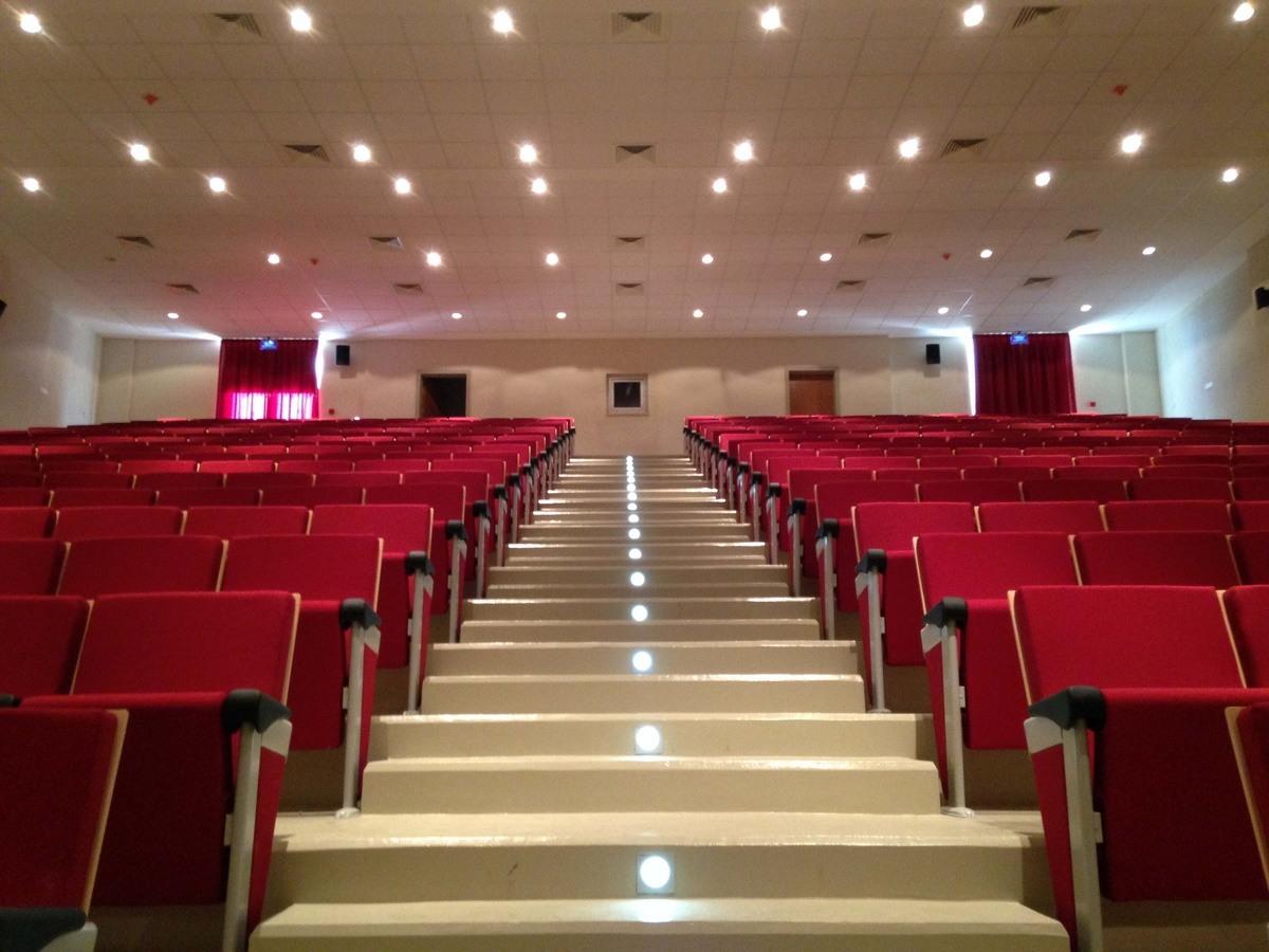 Simplex X, Chaise accessible aux salles de congrès et auditoriums