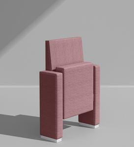 V9.1, Fauteuil compact pour les théâtres et les salles de conférence