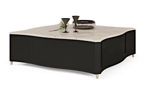 PALAIS-ROYAL Table basse, Table basse de luxe pour le centre de la salle