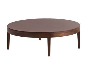Toffee 881A, Grande table basse en bois pour salon