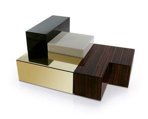 W04CT, Tables à café modulaires