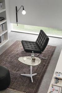 ELICA S TL512, Table basse de salon ou de réception