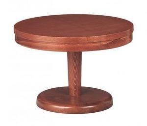 TV05, Table basse en bois pour les hôtels, restaurants, navires