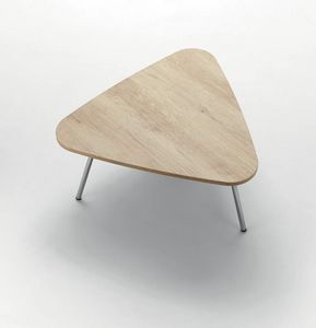 UF 914, Table basse avec plateau triangulaire