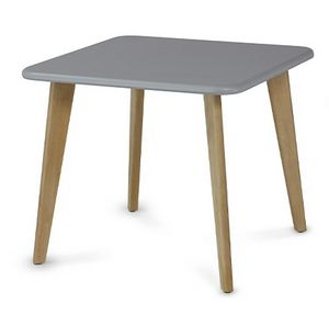 HIRO 1471, Table basse carrée en bois