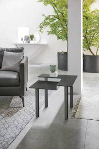 LEVELS S TL514, Table basse avec plateau en grès