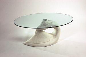 Siren, Table basse avec base en forme de sirène