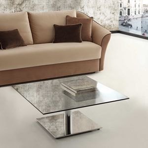 t21 erik, Elégante table basse