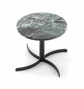 TOD COFFEE TABLE 090, Table basse au design dynamique