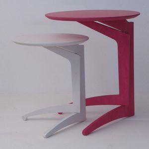 Twin Milano, Table pliante en hêtre, style moderne