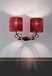 Aida applique, Lampes de mur pour les résidences et hôtels de luxe