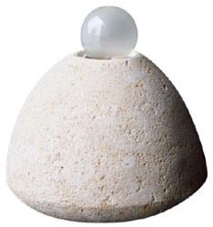 Bulb, Lampadaire, en pierre, pour l'étude et la maison