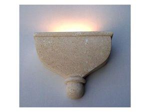 Catleia, Applique, en pierre