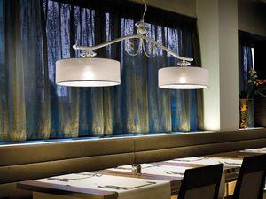 Charme chandelier, Lampe en style classique, idéal pour les restaurants