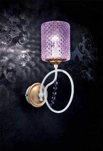 Class applique, Lampe de mur pour les villas élégantes et halls d'hôtel