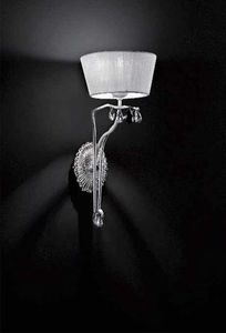 Dolce Vita applique, Lampe murale classique entièrement à la main