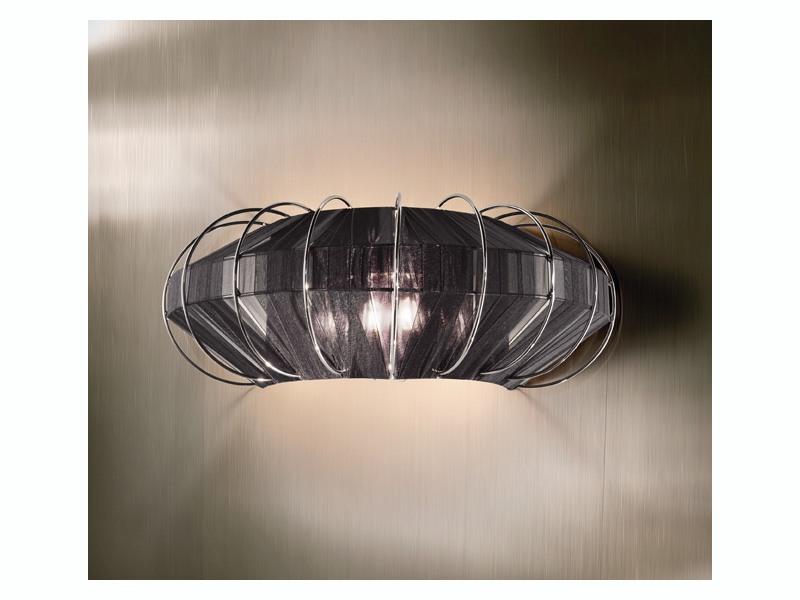 Moon applique, Lampe élégante en fer forgé, des chambres d'hôtel