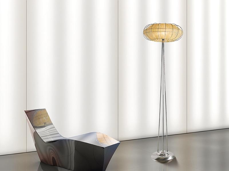 Moon floor lamp, Lampadaires avec 1 lumière, pour les restaurants