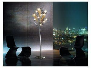 Musa floor lamp, Lampadaire raffinée pour les bureaux et salles de séjour