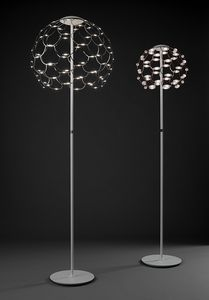 Lamoi, Lampadaire LED, dimmable