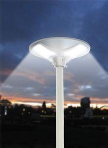Rue lampe solaire LED Place - LS040LED, Lampe extérieure, avec panneau solaire