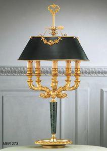 Art. MER 273, Lampe de table fait main