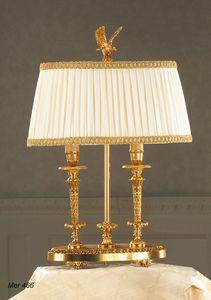 Art. MER 466, Lampe de table élégante, avec un style classique
