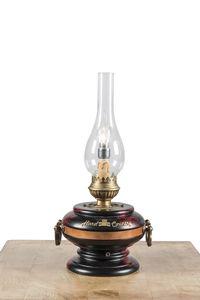 Art. SL 155, Lampe de style rustique, rechargeable