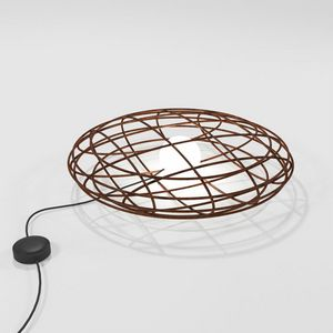 Disco, Lampe de table en fer