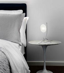 DOLCE H 40, Lampe de table design, pour tables de chevet et bureaux