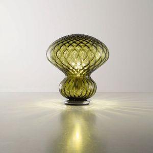 Fungo Lt624-030, Lampe de table en cristal de baloton
