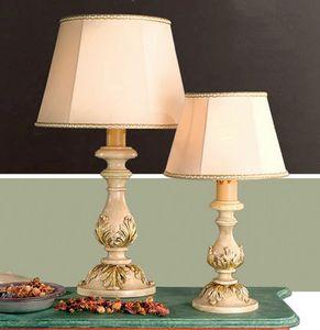 LG.7445/1/L, Lampes de table de style classique