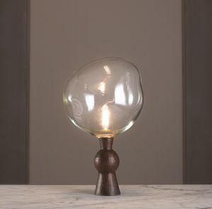 MY DANCER HL1078TA-1BOLLA, Lampe de table en bronze coulé