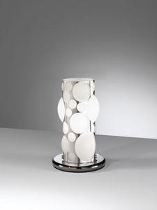 Orione Rt386-020, Lampe de table moderne en forme de bulles