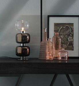 RETRO' TABLE LAMP, Lampe de table inspirée de la tradition