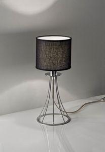RIALTO H 34, Lampe de table pour tables de chevet et bureaux
