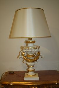 TABLE LAMP ART.LM 0002, Lampe de table classique luxueuse